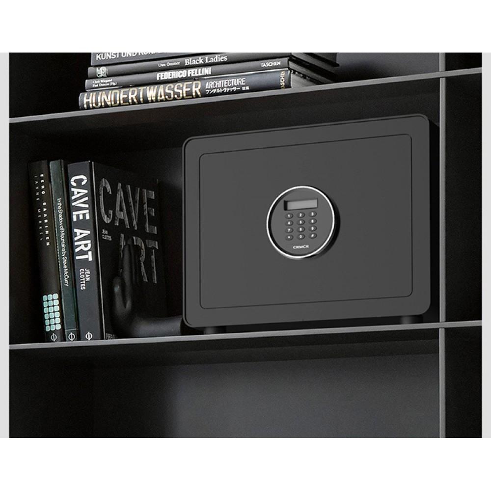 Сейф электронный Xiaomi CRMCR Electronic Safe Black BGX-D1-30M