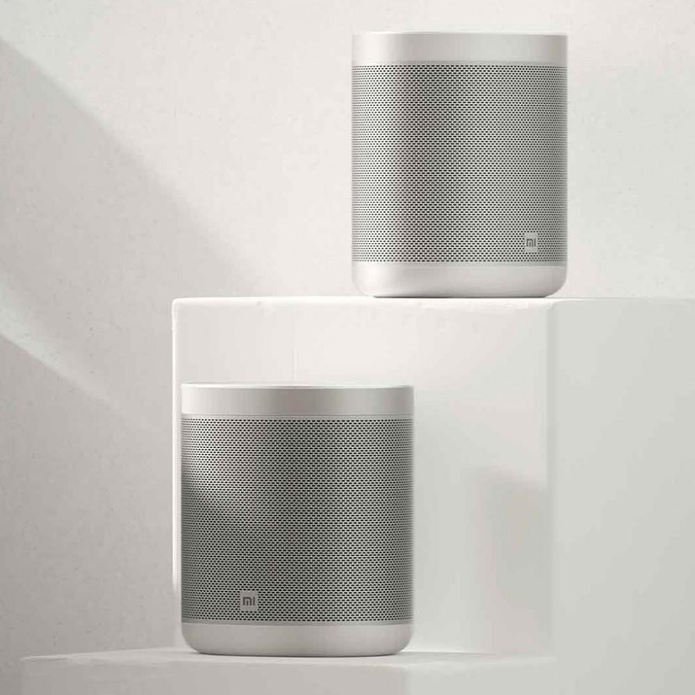 Умная колонка Xiaomi Mi AI Speaker Art White