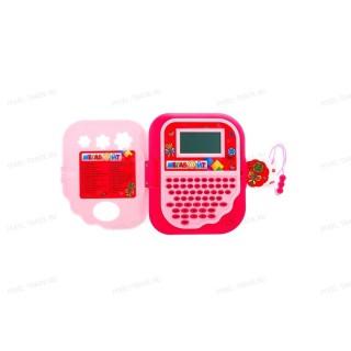 Детский игровой обучающий Планшет Забияка Модный планшетик 559486