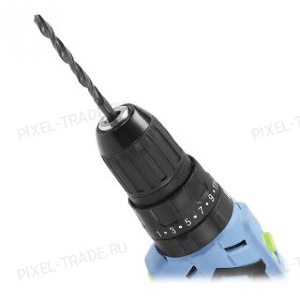 Аккумуляторная дрель-шуруповерт Xiaomi Tonfon Rechargable Electric Screwdriver 12V 1500mah