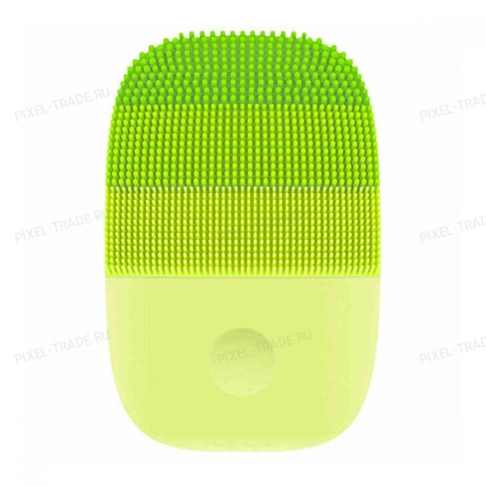 Аппарат для ультразвуковой чистки лица Xiaomi inFace Electronic Sonic Beauty Facial MS2000 (Green)