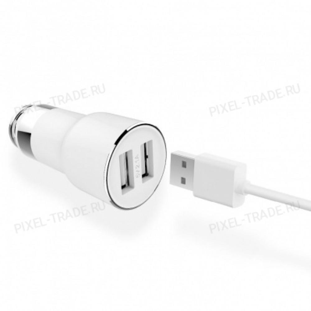 Автомобильное зарядное устройство Xiaomi Roidmi Music Bluetooth Car Charge (CN) (Черный)