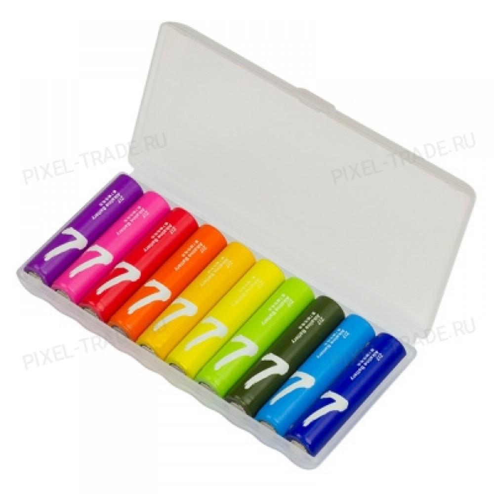 Батарейки Xiaomi Rainbow Zi7 AA (10шт) (R)