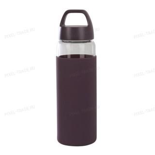 Бутылка для воды Xiaomi MUFOR Musi 480ml Purple