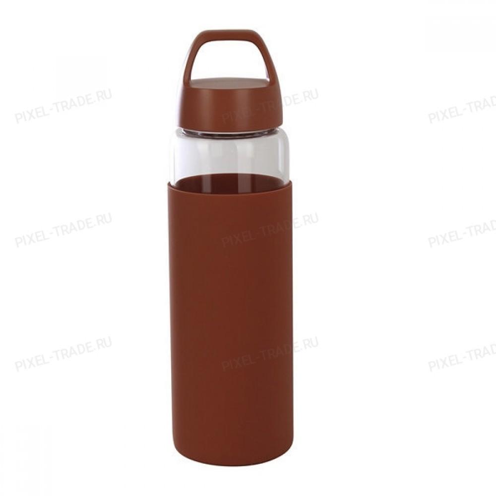 Бутылка для воды Xiaomi MUFOR Musi 480ml Red