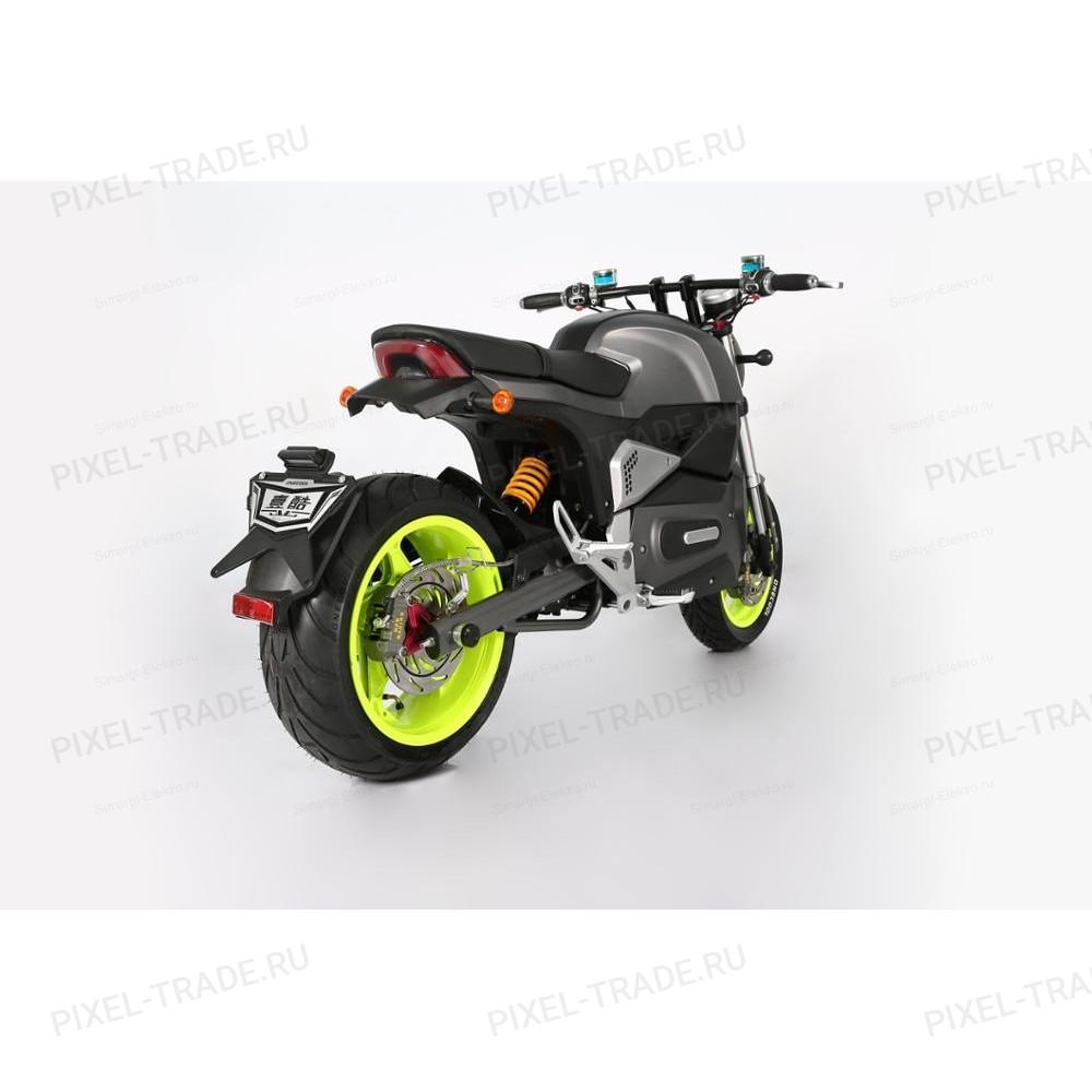 Электромотоцикл Cafe Racer М6