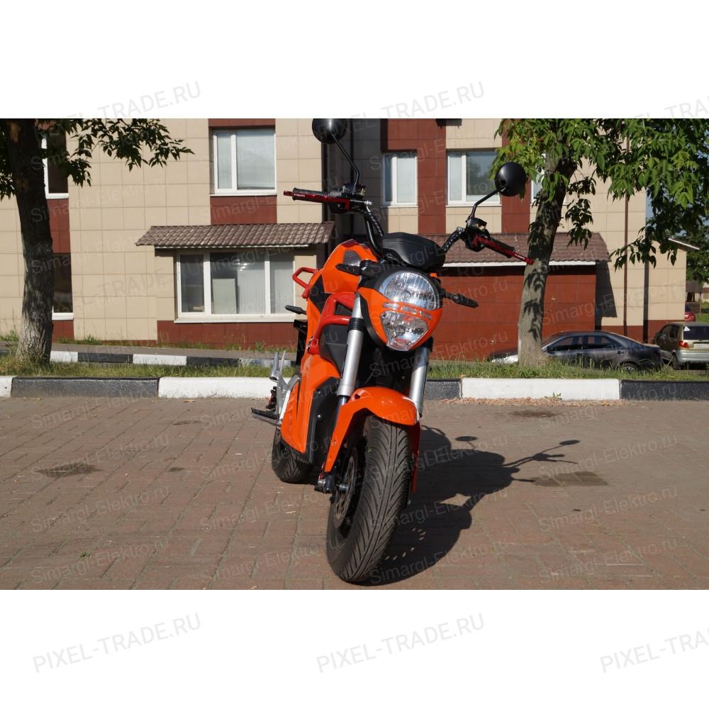 Электромотоцикл Cafe Racer М7