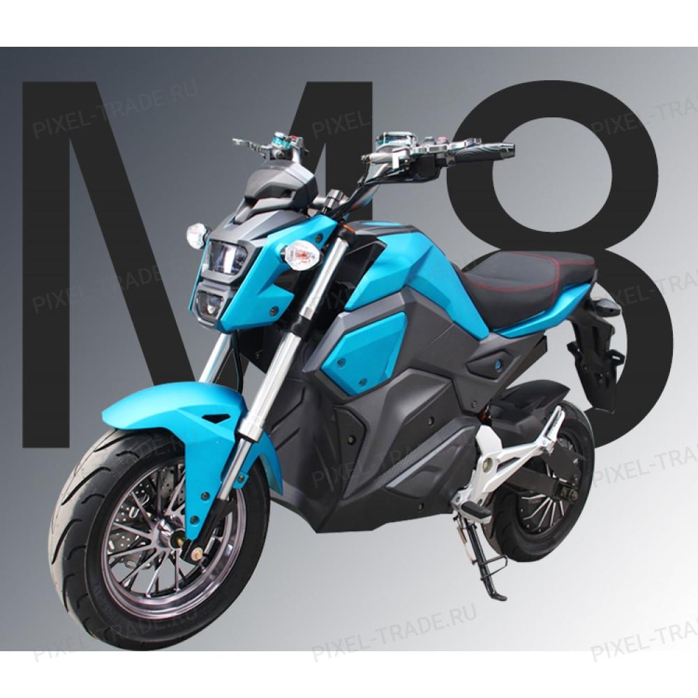 Электромотоцикл Cafe Racer М8