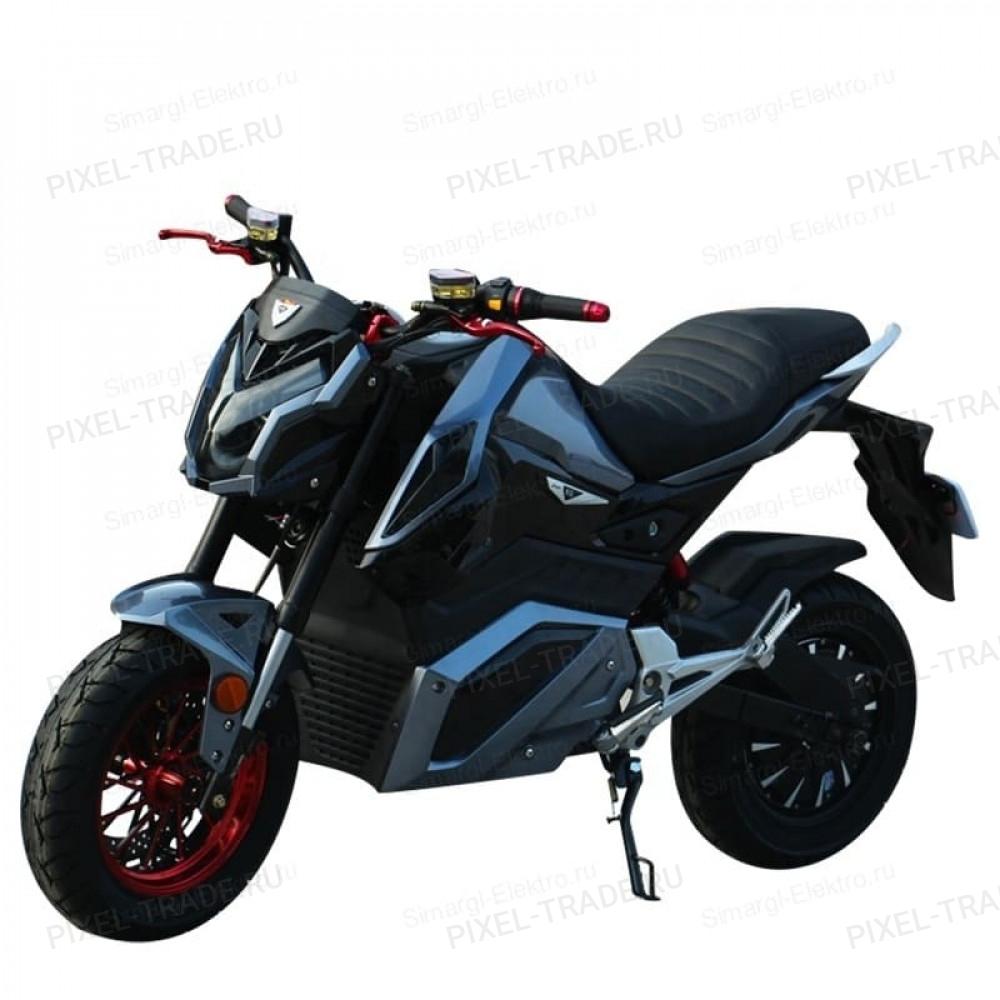 Электромотоцикл Cafe Racer M9