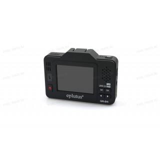 Видеорегистратор Eplutus GR-95 Signature с радар-детектором и GPS