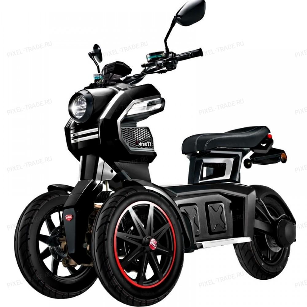 Электромотоцикл Doohan iTank SK