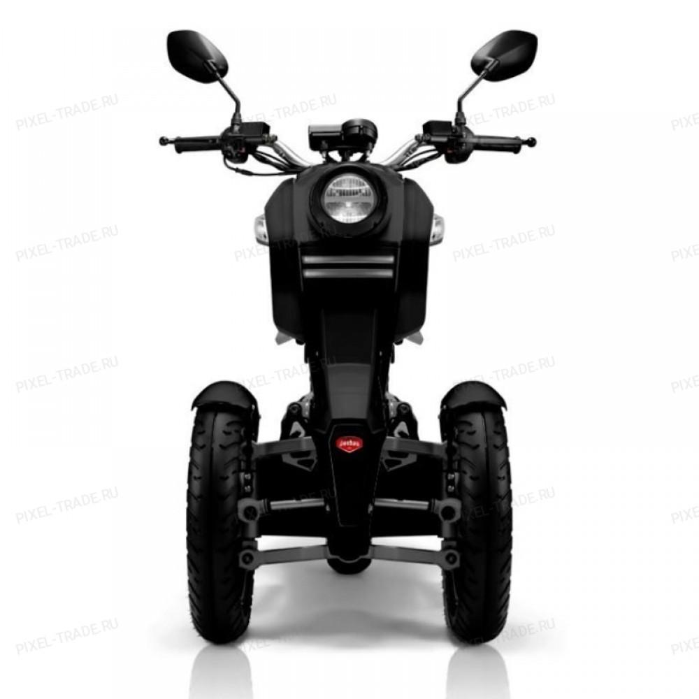 Электромотоцикл  iTank Doohan Pro 1500W Black