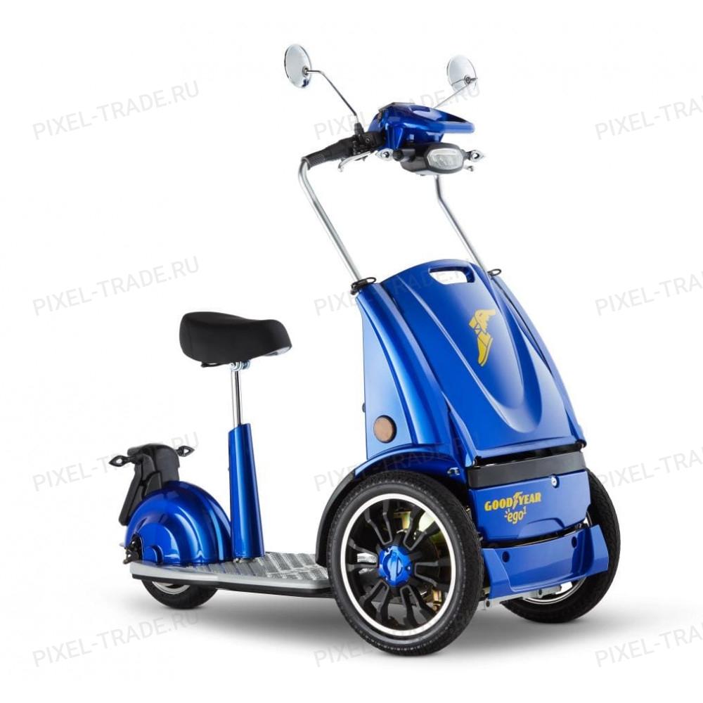 Электромотоцикл EGOI POSTMAN