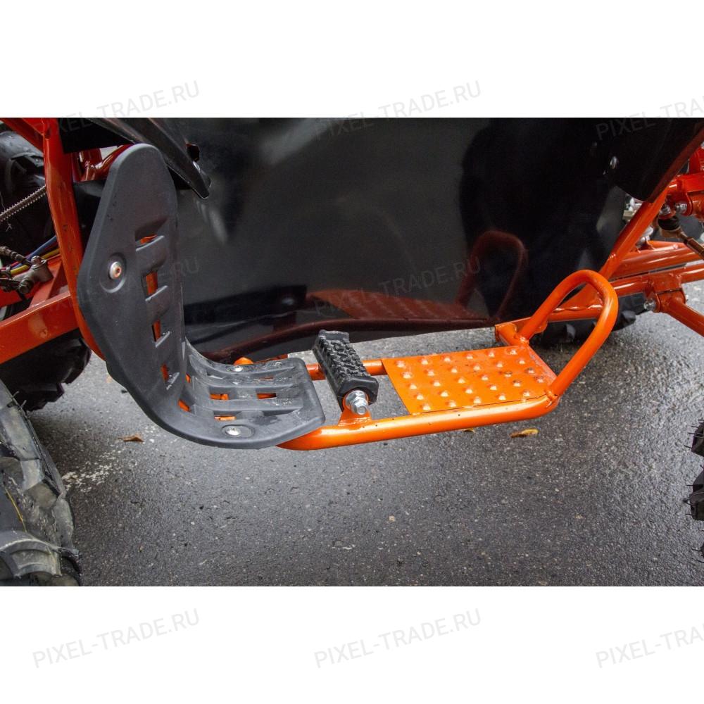Электроквадроцикл Racer