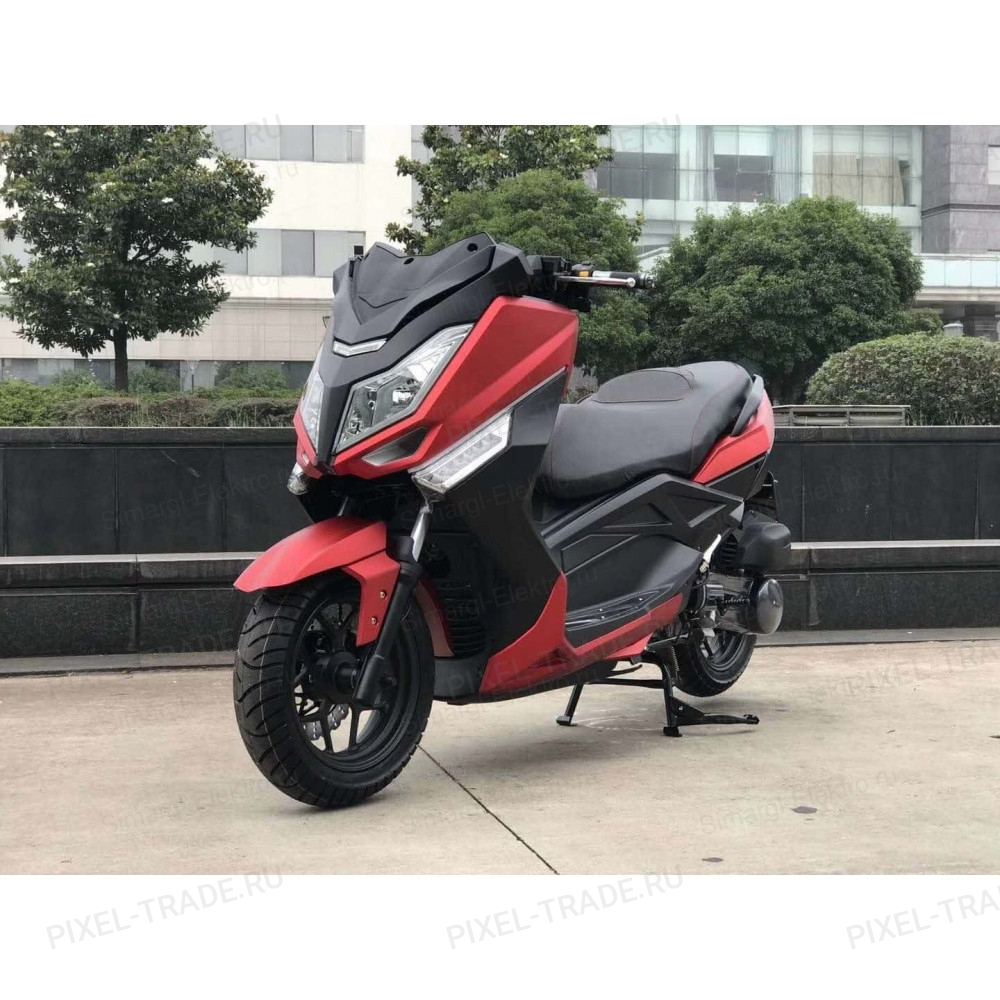 Электромотоцикл Максискутер T9