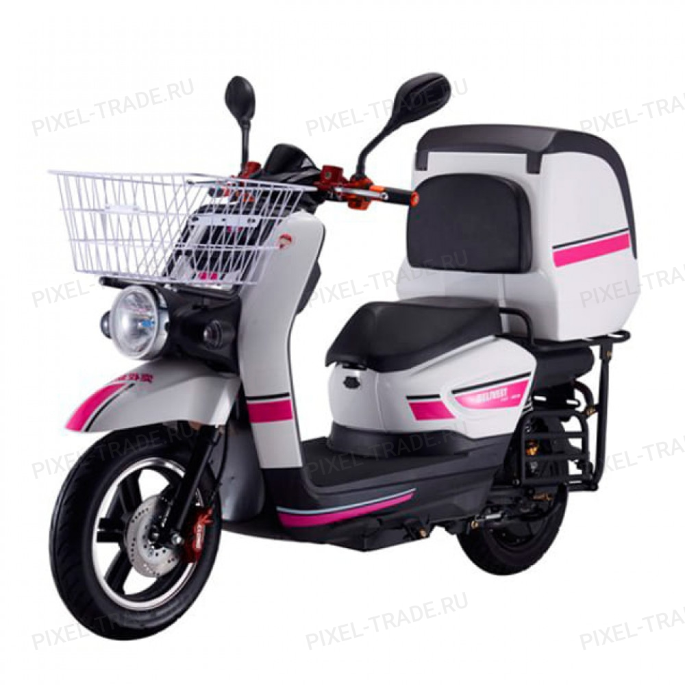 Электромотоцикл PIZZA KING