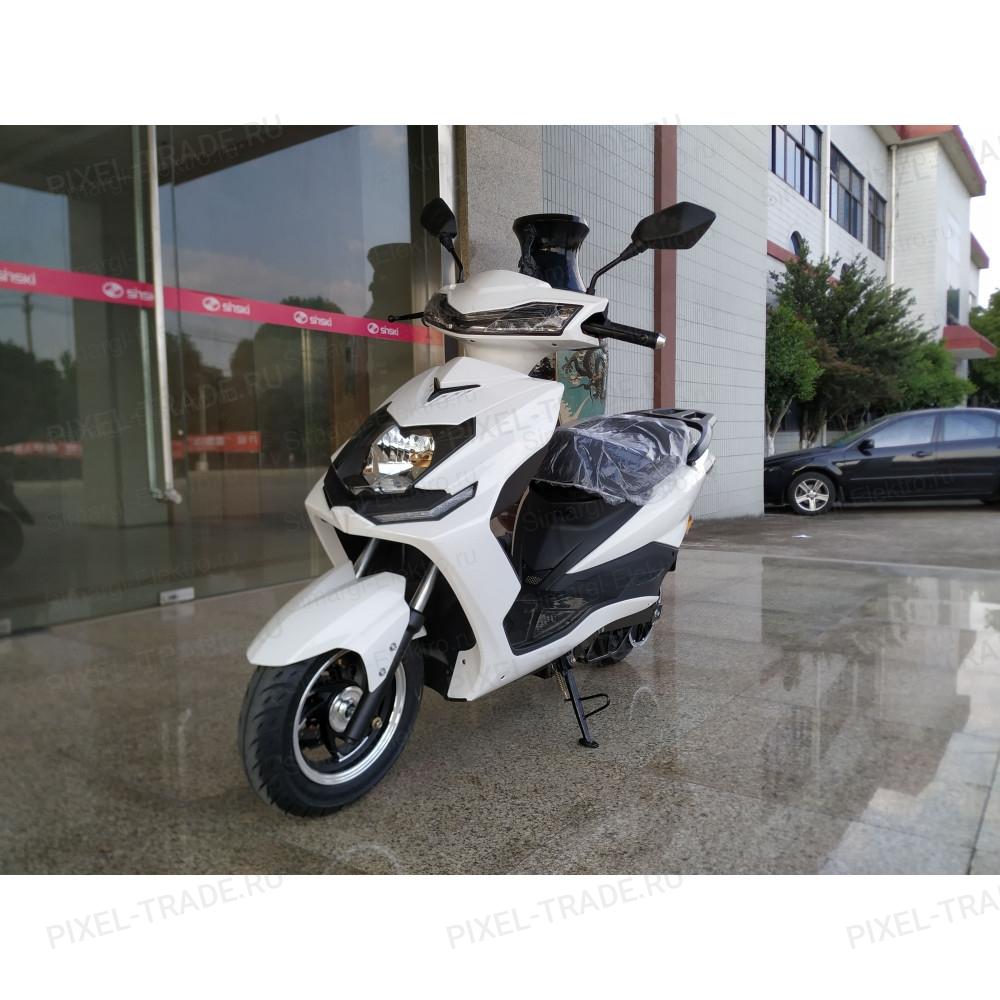 Электромотоцикл S120