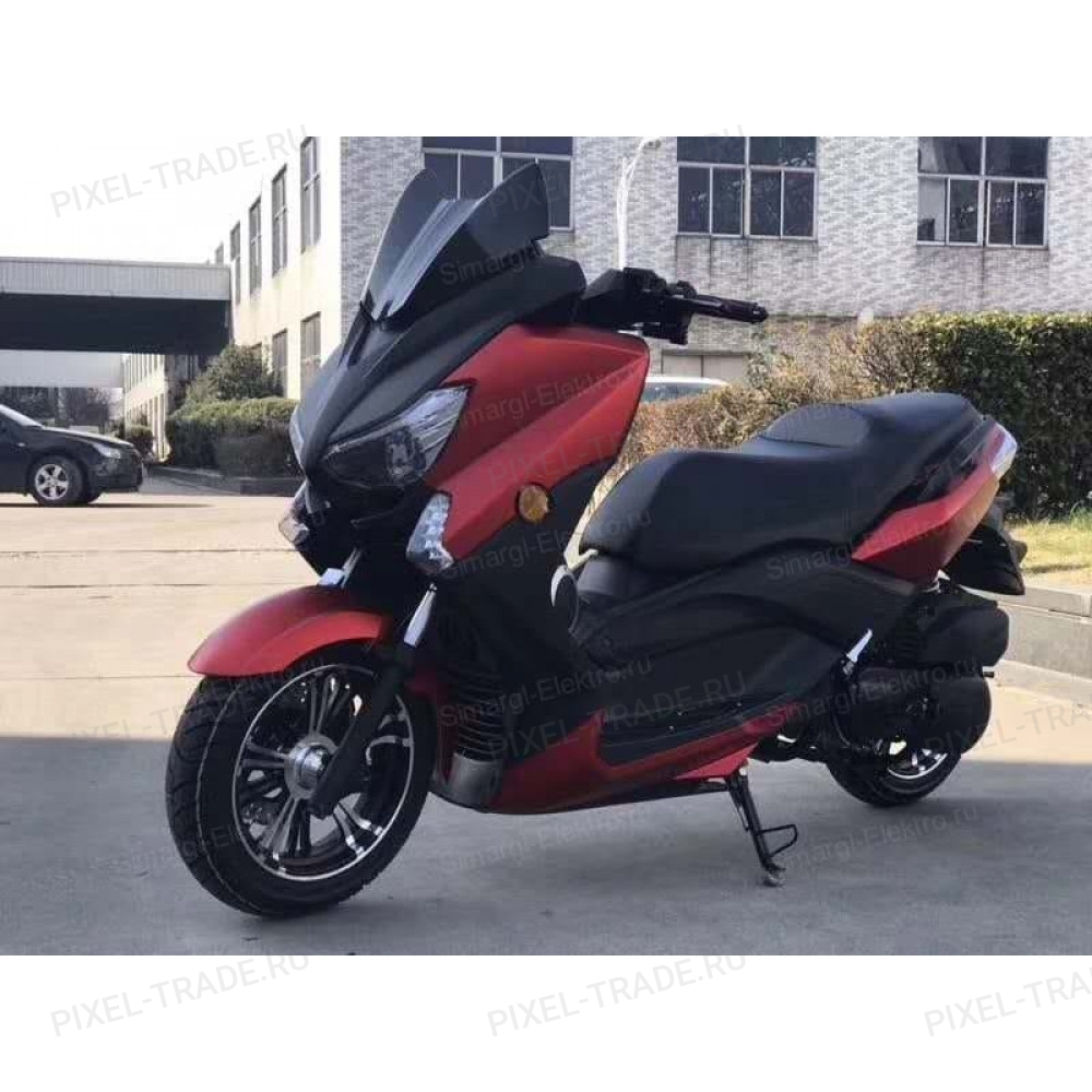 Электромотоцикл T8