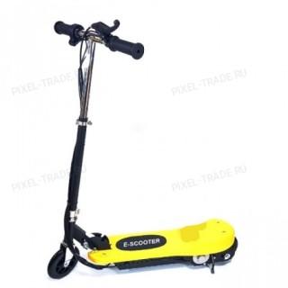 Электросамокат E-Scooter 120w Желтый