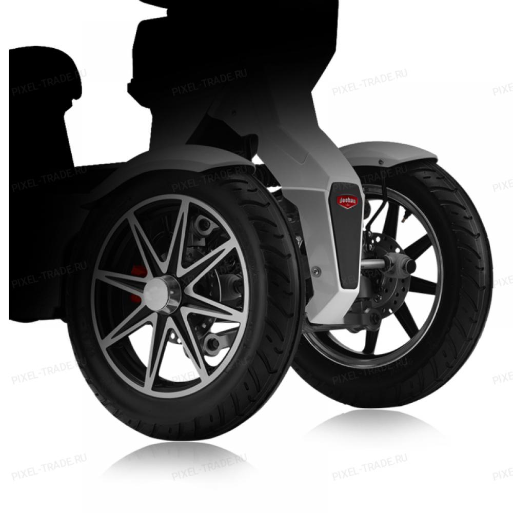 Электромотоцикл  iTank Hoverbot Pro Черный