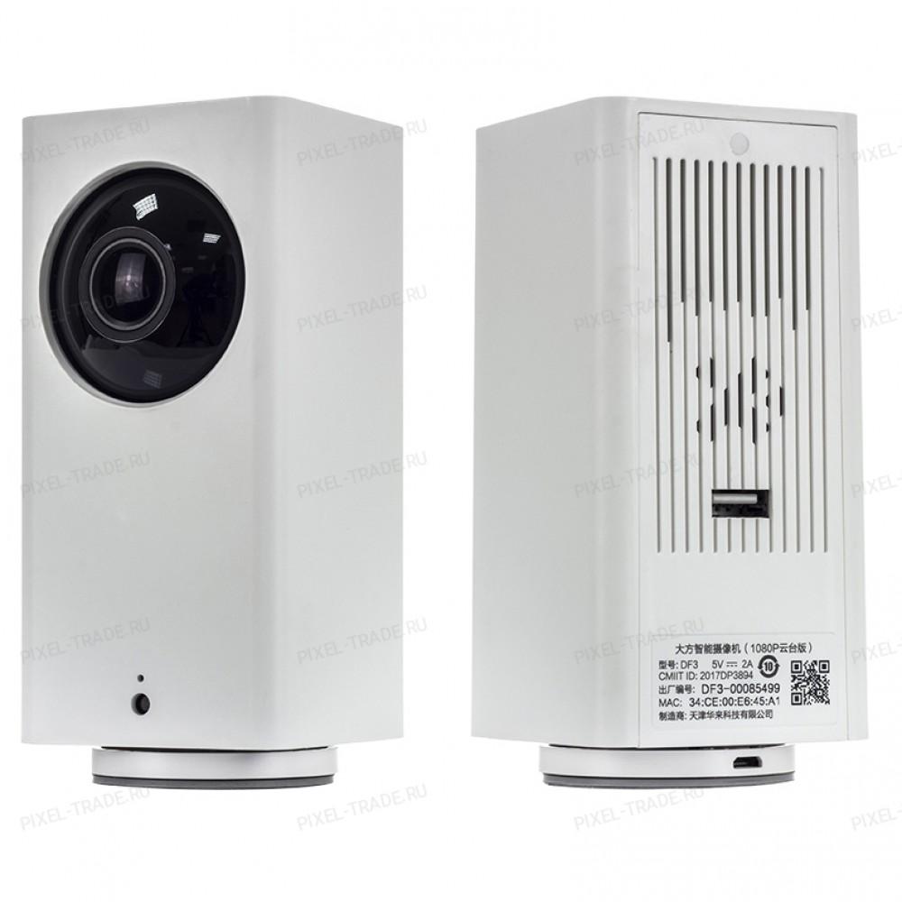 IP-камера поворотная с Wi-Fi Xiaomi MiJia Dafang Smart IP Camera 1080p (ZRM4040RT)