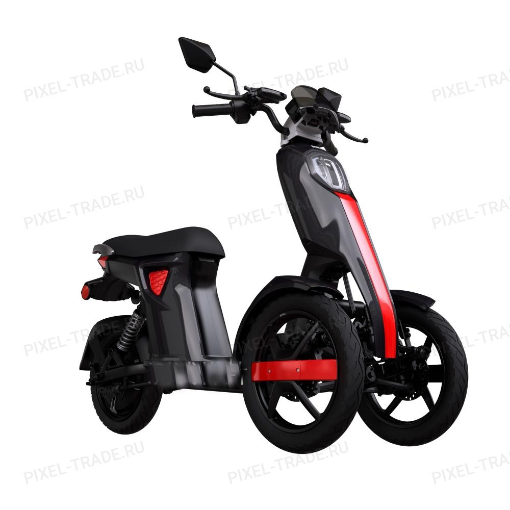 Электромотоцикл ITANGO