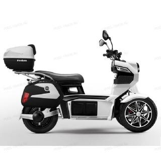 Электромотоцикл  iTank Doohan EV3 Pro 1500w Белый