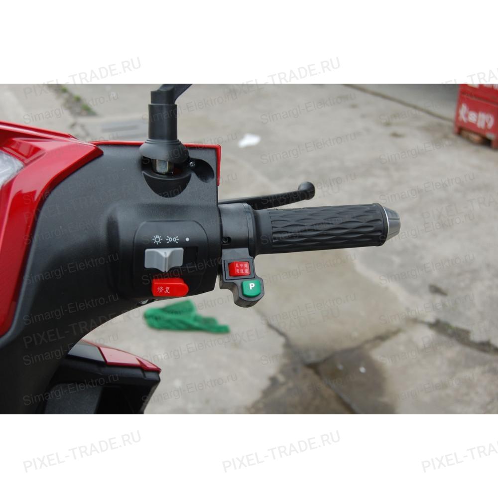 Электромотоцикл LS SCOOTER