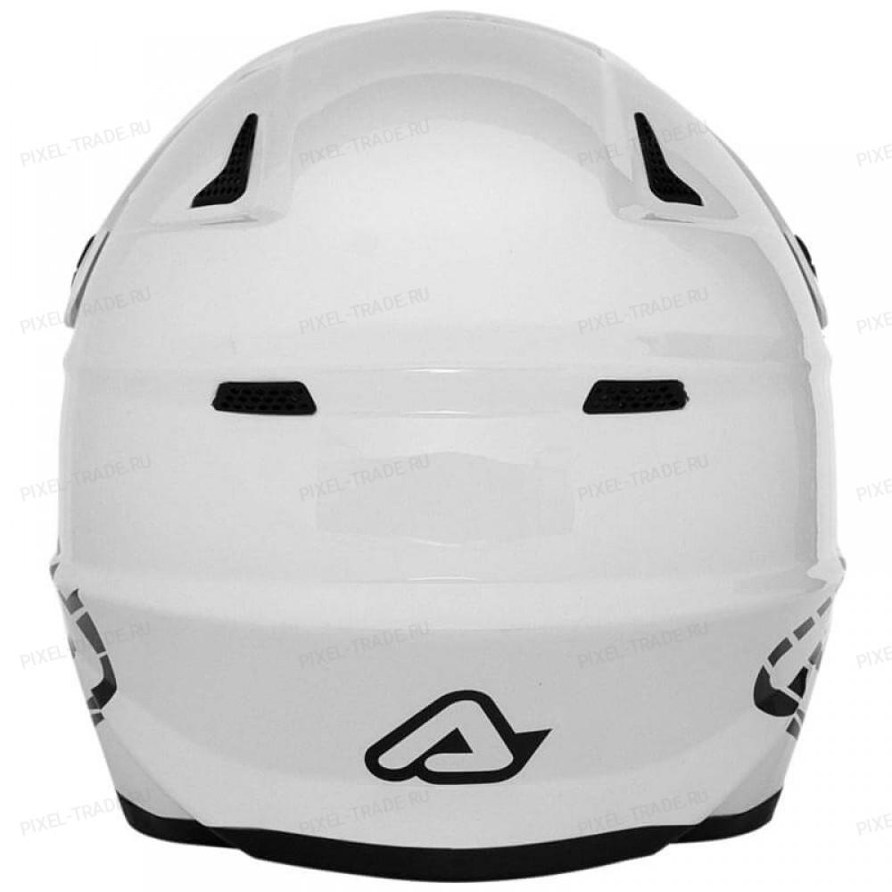 Мотошлем Acerbis X-Pro Full White