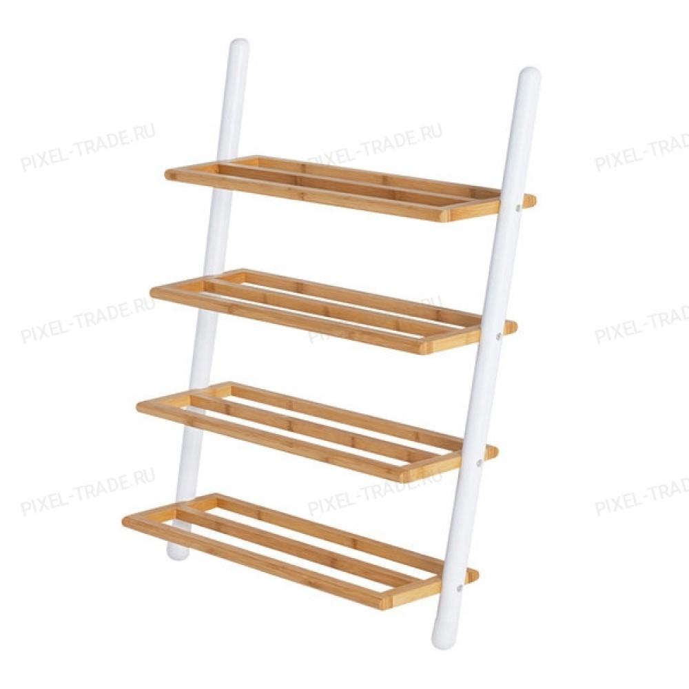 Настенная полочка Xiaomi Orange House Zen`s Bamboo Wall Shelf
