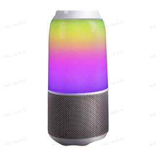Портативная колонка Xiaomi Velev V03 Colorful Lighting Sound White