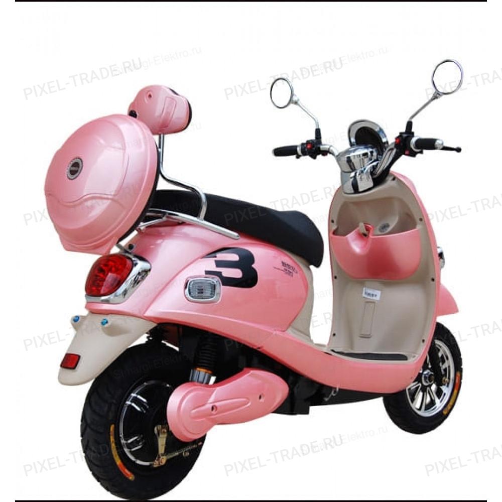 Электромотоцикл S208
