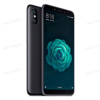 Смартфон Xiaomi Mi A2 32Gb Black EU (Global Version)