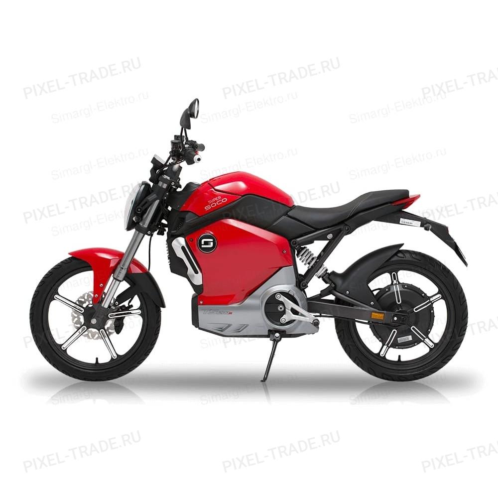 Электромотоцикл Super Soco