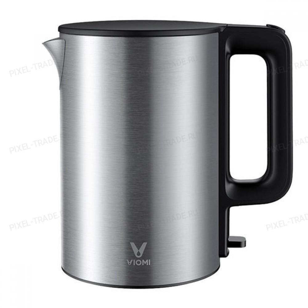 Умный чайник Xiaomi Viomi Electric Kettle (серебристый) (YM-K1506)
