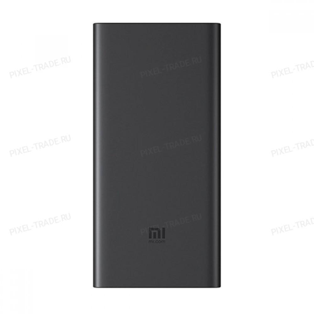 Внешний аккумулятор с беспроводной зарядкой Xiaomi Mi Wireless Power Bank 10000 mAh Black