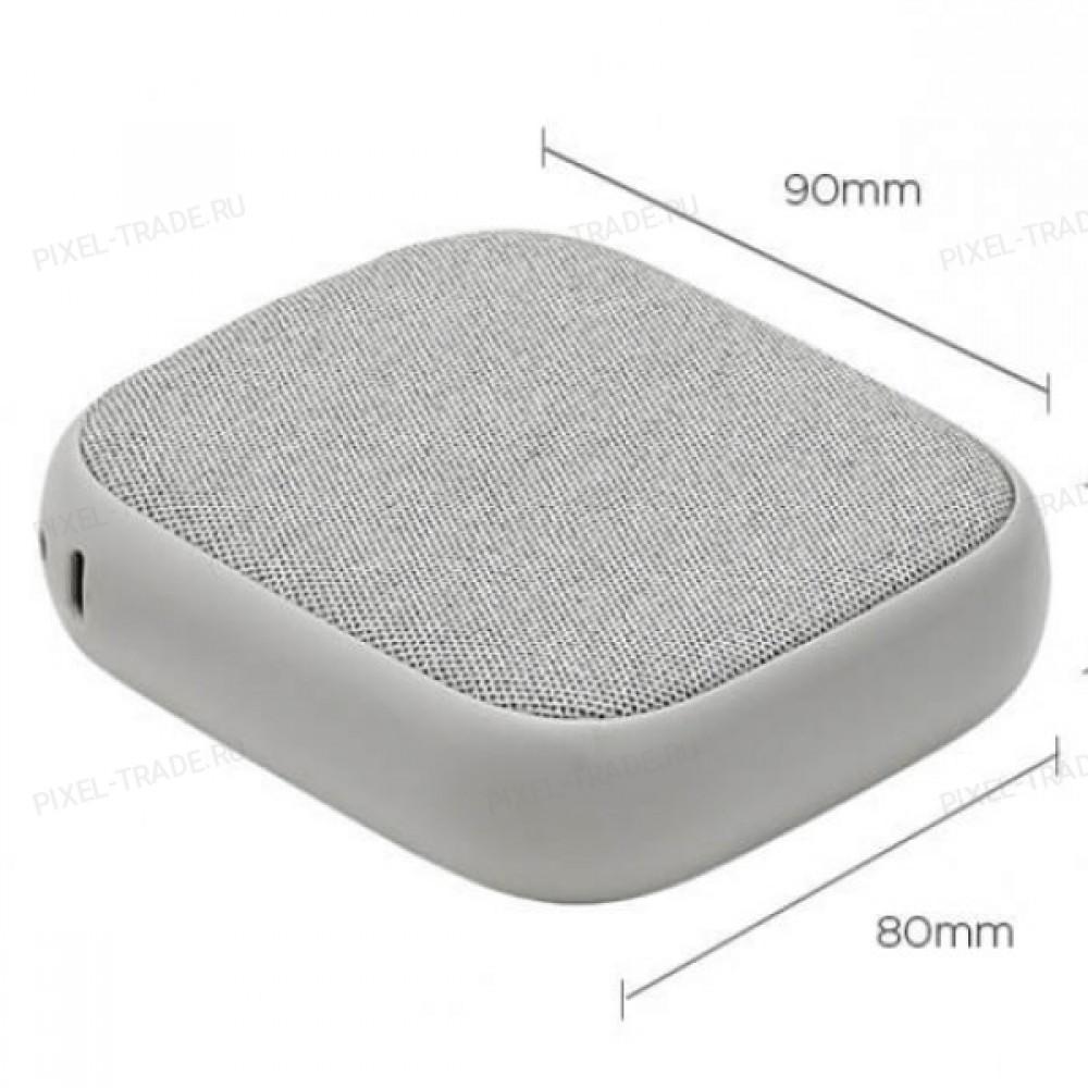 Внешний аккумулятор с беспроводной зарядкой Xiaomi Solove Wireless Charging Treasure W5 Gray