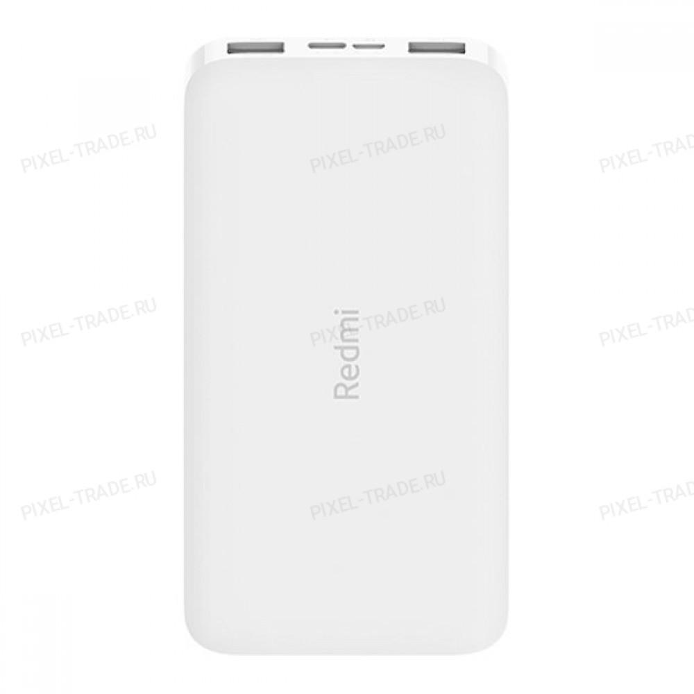 Внешний аккумулятор Xiaomi Redmi Power Bank 20000 mAh White