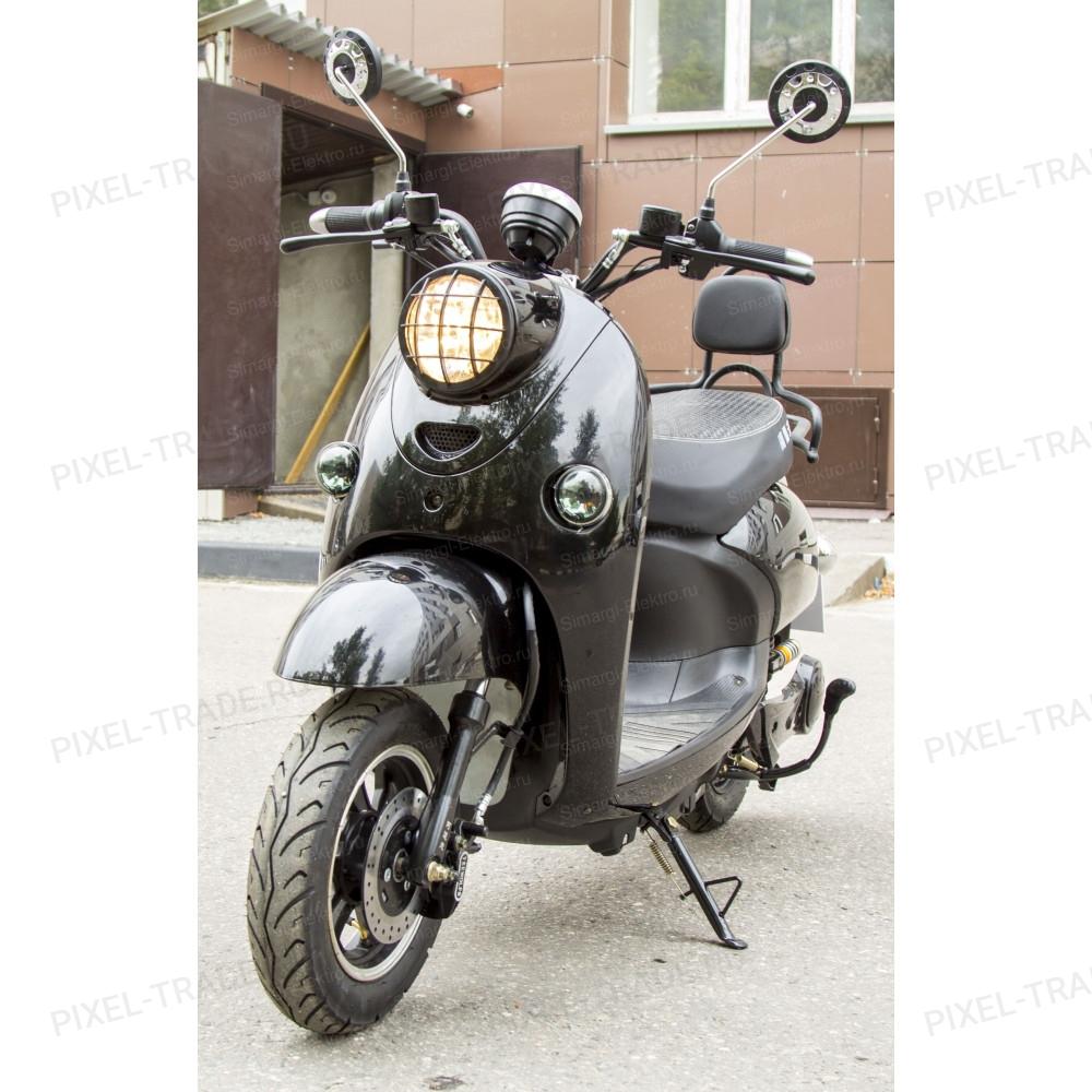 Электромотоцикл X-Scooter