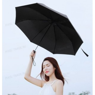Зонт Xiaomi Two or Three Sunny Umbrella Black