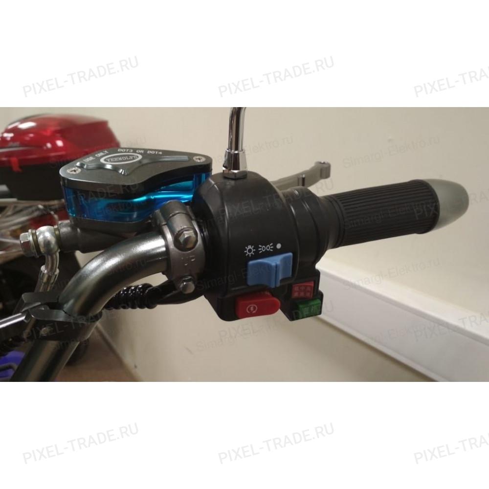 Электромотоцикл ZUMA SCOOTER