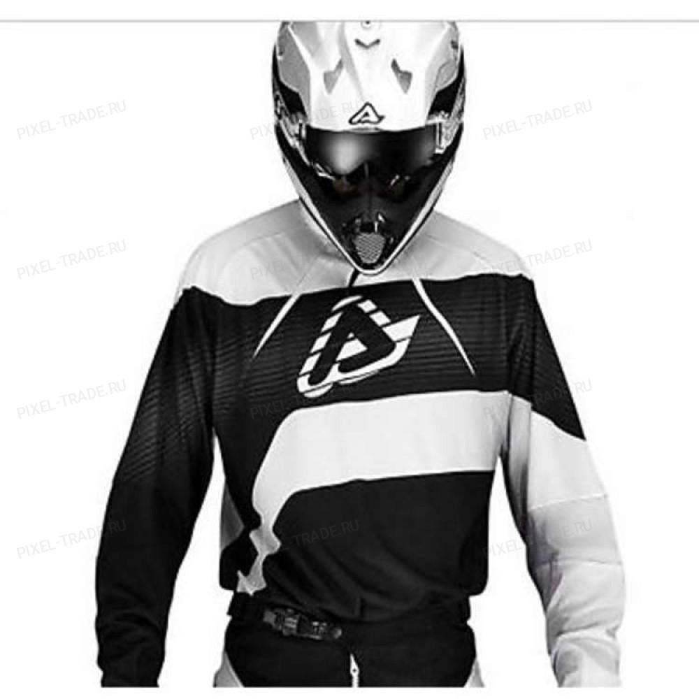 Джерси ACERBIS MX IMPACT15 black/white M