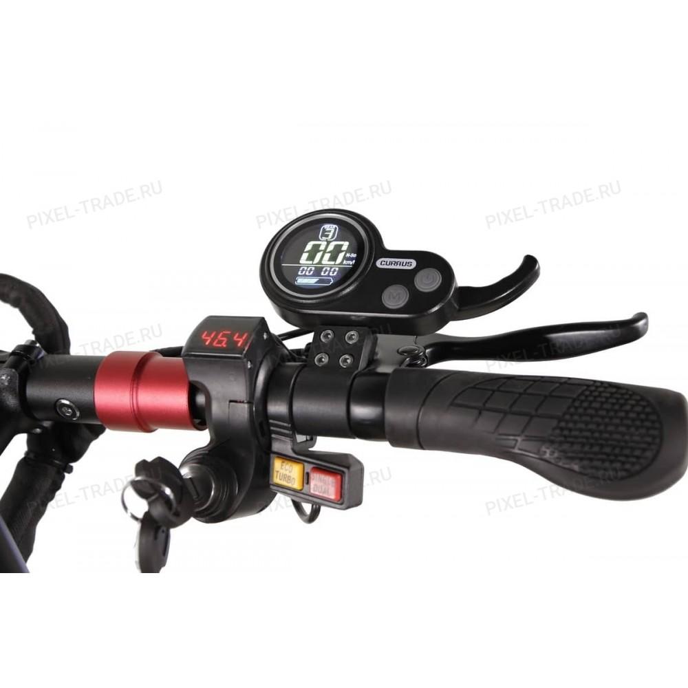Электросамокат EcoDrift CurruS 8′ 48V 21Ah Черный
