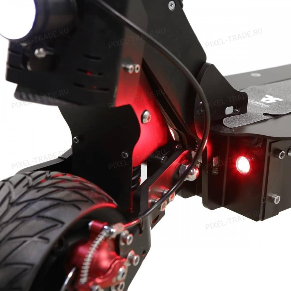 Электросамокат EcoDrift CurruS 8′ 48V LG 32Ah Черный
