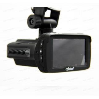 Видеорегистратор Eplutus GR-92Р SIGNATURE с антирадаром и GPS