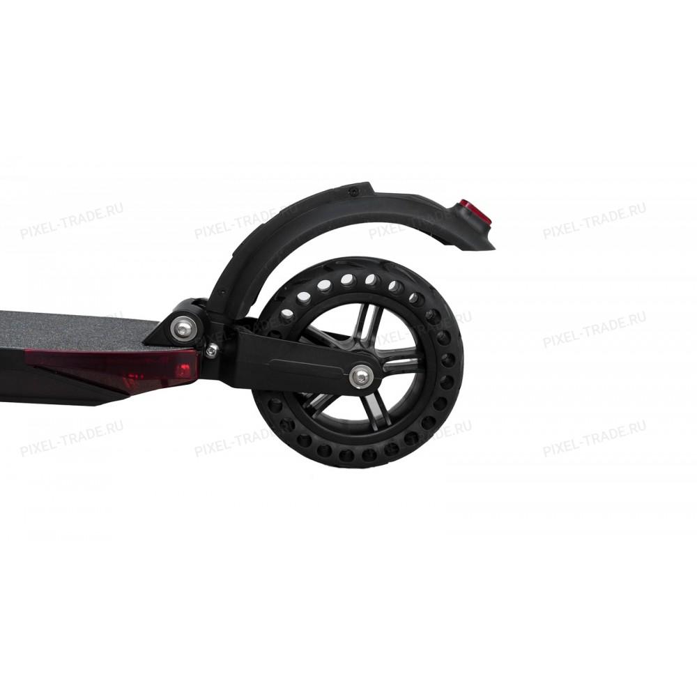 Задняя вилка черная для электросамоката Kugoo S3 Pro