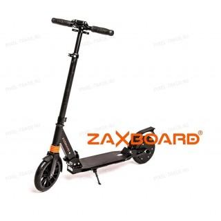 Электросамокат Zaxboard EL-8 Черный
