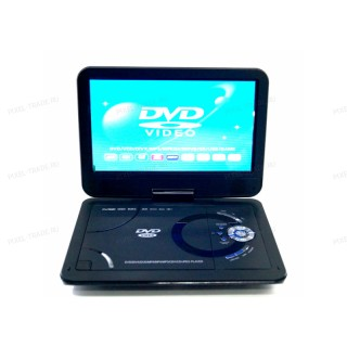 11 дюймов DVD плеер портативный с цифровым тюнером DVB-T2 LS-104T