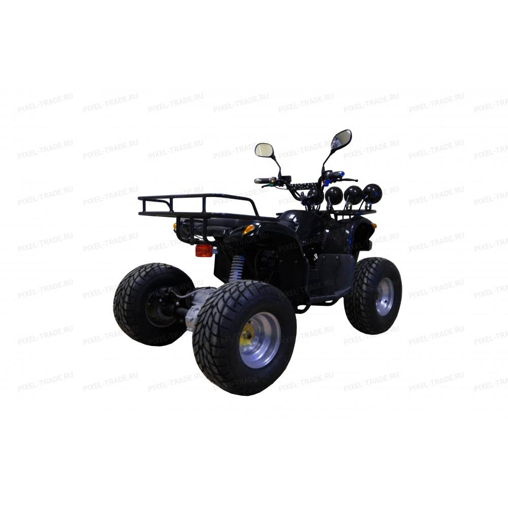 Электроквадроцикл 60V 750W Черный