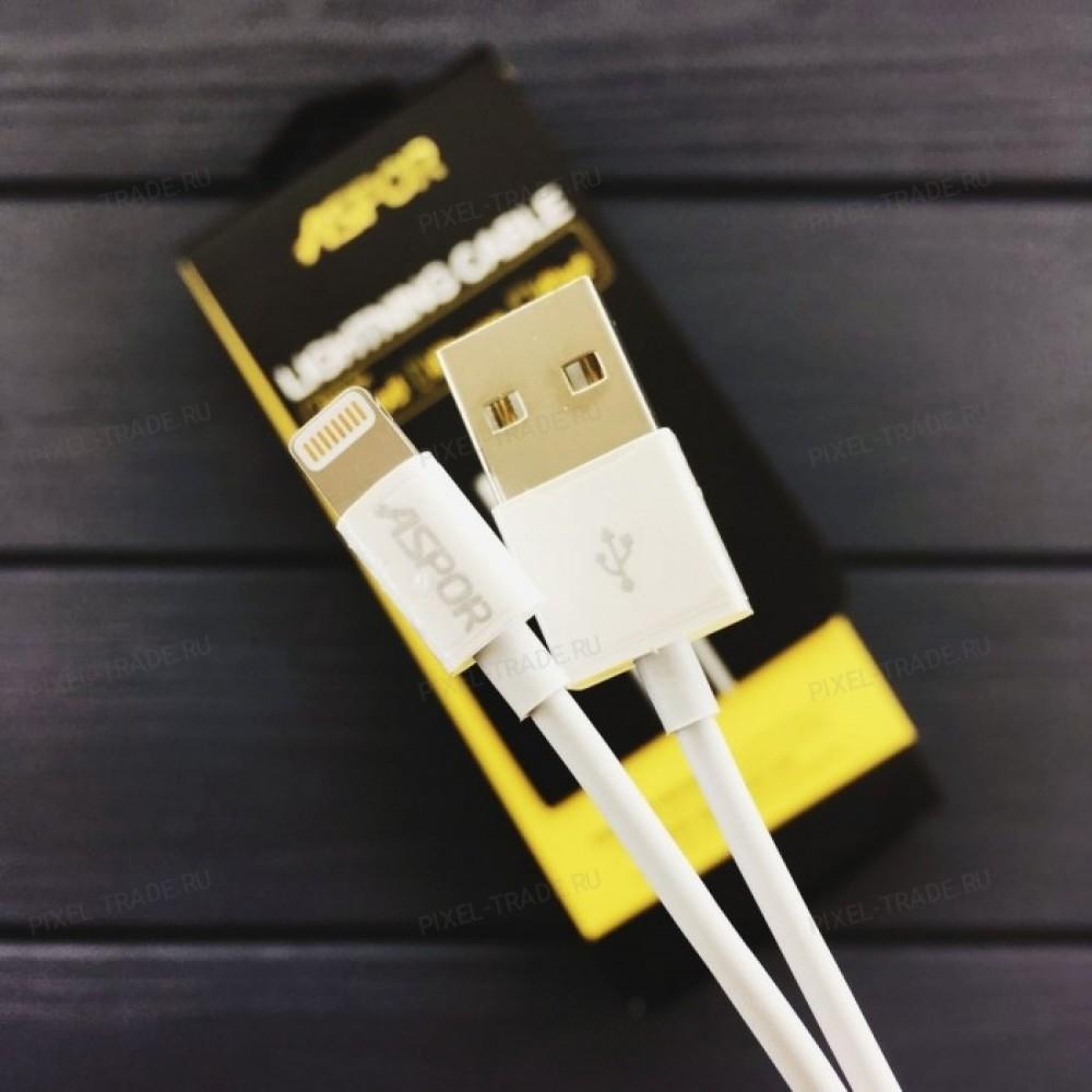 USB-кабель Aspor A126 Lightning